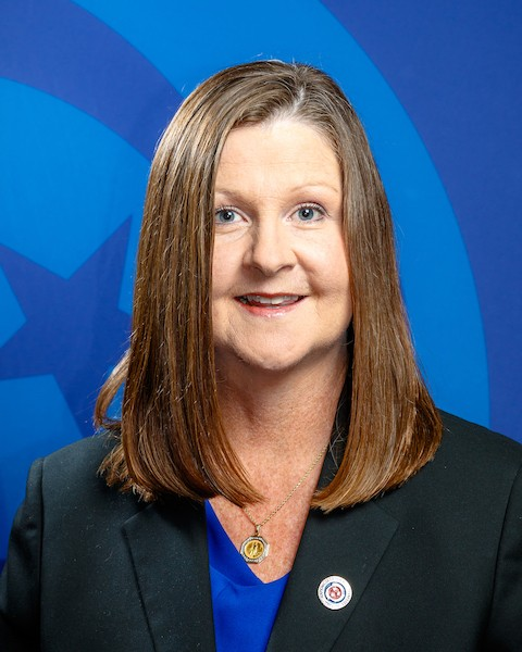 Picture of TCAT Hohenwald President Kelli Kea-Carroll
