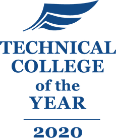 Technical College of the Year 2020 Logo