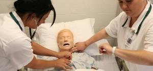 Practical Nursing Student